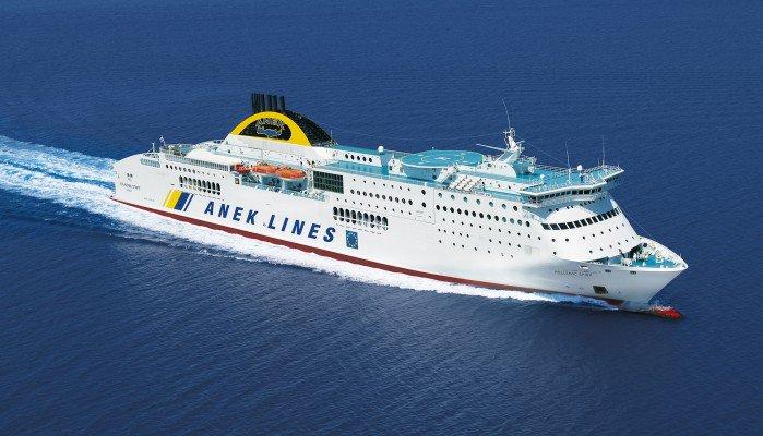 Αλλαγή στις ώρες αναχώρησης των πλοίων της ΑΝΕΚ στη γραμμή Χανιά - Πειραιάς