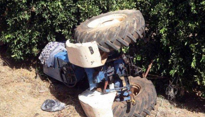 Κρήτη: Νεκρός πρώην πυροσβέστης - Καταπλακώθηκε από τρακτέρ!
