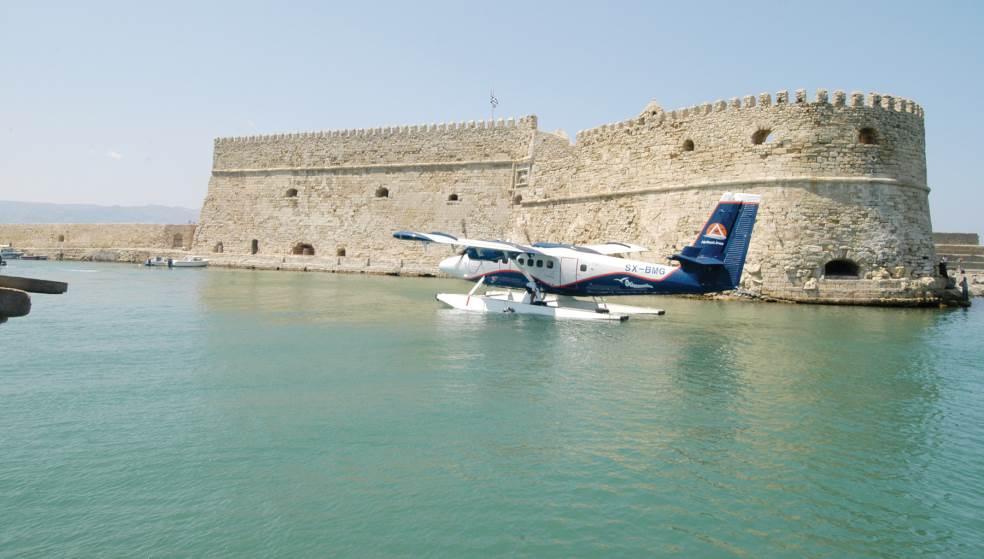 Υδροπλάνα στην Κρήτη: Θα πετάξουν το επόμενο καλοκαίρι;