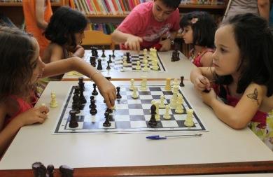 Τελετή Λήξης καλοκαιρινού προγράμματος εκμάθησης σκακιού