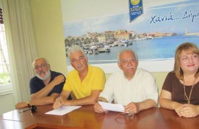 Ολοκληρώθηκαν οι εργασίες στο κτίριο της Φιλαρμονικής του Δήμου Χανίων