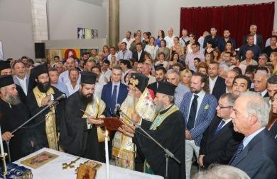 Ορκίστηκε ο νέος Δήμαρχος και το Δημοτικό Συμβούλιου Ηρακλείου (pics)