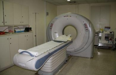 Αξονικός Τομογράφος σε λειτουργία στο Νοσοκομείο Χανίων
