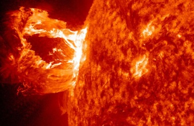 NASA: Ισχυρή ηλιακή καταιγίδα θα πλήξει τη Γη