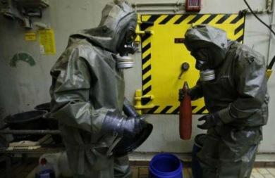 Ξανά στην Ευρωβουλή το ζήτημα της καταστροφής των χημικών μέσω του Νότη Μαριά