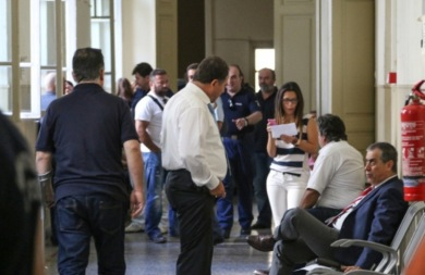 Στο Δικαστικό Μέγαρο και ο τέταρτος κατηγορούμενος για τα σοβαρά επεισόδια στο γήπεδο του Ηροδότου