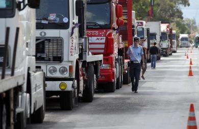 Ηράκλειο: Οδηγοί φορτηγών χωρίς ΠΕΙ στο στόχαστρο της τροχαίας