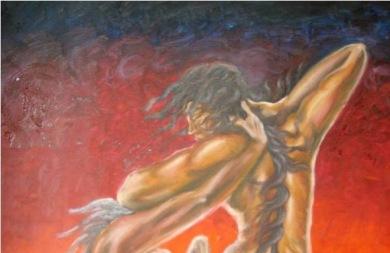 Έκθεση Μυλοποταμιτών Καλλιτεχνών Εικαστικών Τεχνών