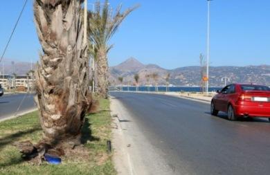 Συρματόσχοινα στην παραλιακή: Μια ακόμη θανάσιμη παγίδα στο Ηράκλειο