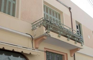 Τα ετοιμόρρροπα κτίρια στο Ηρακλειο