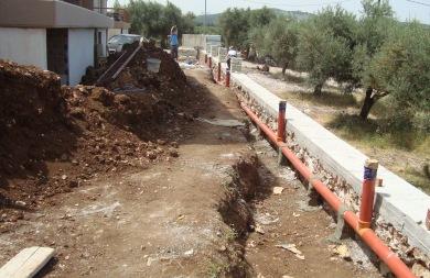 Ραντεβου για τα υδραυλικα έργα