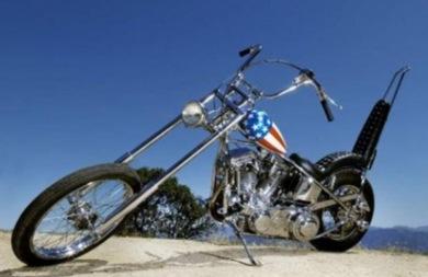 Πωλείται η θρυλική Harley Davidson από την ταινία «Easy Rider»