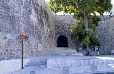 Έκθεση Ψηφιδωτού στην Πύλη Αγίου Γεωργίου στο Ηράκλειο