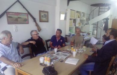Γολγοθάς για τους ΑμεΑ στο Λασίθι- Τι είδε ο Δαμαβολίτης
