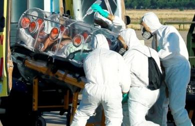 Ξεπέρασαν τους 3.300 οι νεκροί από τον Έμπολα