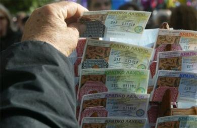 Μεσαρίτης ο τυχερός του λαχείου που κέρδισε 300.000 ευρώ
