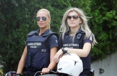 Αστυνομικίνες από όλο τον κόσμο είναι εδώ-Ξεκινησε η συνδιάσκεψη στη Χερσονησο (vid)