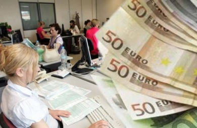 Βασικός μισθός 680 ευρώ και εξίσωση με τον ιδιωτικό τομέα
