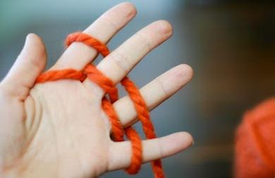 Σεμινάριο Finger Knitting στο LaCulturelá στο Ηρακλειο