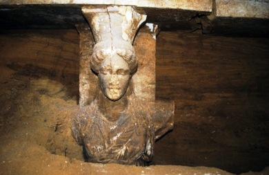 Παύση εργασιών στην Αμφίπολη - Γιατί σταμάτησαν οι αρχαιολόγοι