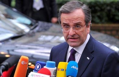 Σαμαράς: Διαπραγματευόμαστε μια συνετή έξοδο από το Μνημόνιο