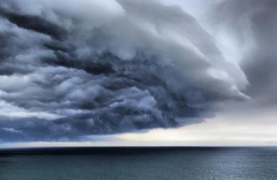 Κακοκαιρία ξανά- Η σημερινη πρόγνωση του καιρού