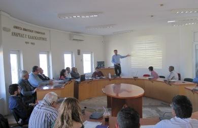 Κοινωνική διαβούλευση για το πολεοδομικό σχέδιο της Τυλίσου - Παρουσιάστηκε η δεύτερη φάση