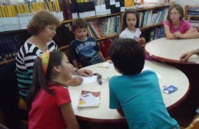 Χανιά: Μεγάλη ανταπόκριση στα προγράμματα της Παιδικής Λέσχης Ανάγνωσης