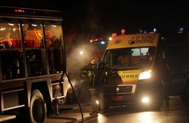 Τροχαίο με τρεις τραυματίες σε ένα από τα πιο φονικά σημεία του ΒΟΑΚ (pics)