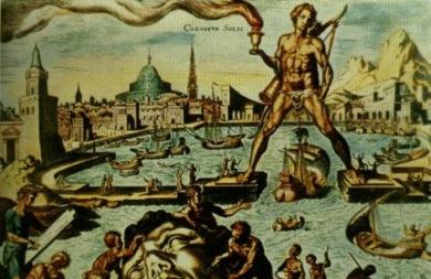 Ο Κώστας Δαμαβολίτης ζητά να αναβιώσει ο Κολοσσός της Ρόδου!