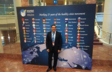 Ματαλλιωτάκης: Η Υγεία είναι άρρηκτα συνδεδεμένη με την ποιότητα ζωής των πολιτών