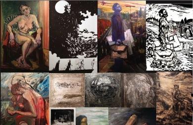 12 εικαστικοί καλλιτέχνες συναντούν τον Νίκο Καζαντζάκη