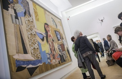 Το Μουσείο Πικάσο άνοιξε τις πόρτες του μετά από πέντε χρόνια