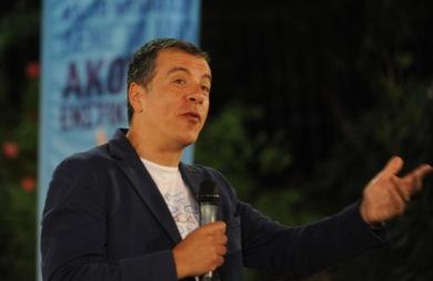 Δεν θα στηρίξουμε κυβέρνηση κομματικού σωλήνα, ξεκαθάρισε ο Σταύρος Θεοδωράκης