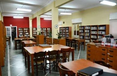 Από σήμερα το χειμερινό ωράριο των Βιβλιοθηκών στα Χανιά