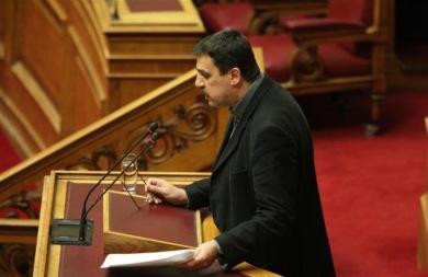Ο Ανδρέας Ξανθός ομιλητής στην επίκαιρη επερώτηση του ΣΥΡΙΖΑ για την κτηνοτροφία
