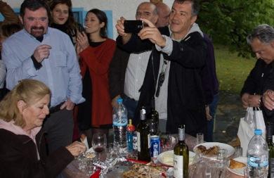 Με άρωμα... Κρήτης το τραπέζι του Ποταμιού στον Μαραθώνα! (pics)