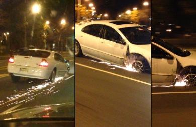 Τι δεν πρέπει να κάνεις όταν σκάσει το λάστιχο του αυτοκινήτου (vid)