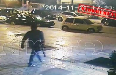 Ιδού ο δράστης της επίθεσης στο Μικρολίμανο! (vid)