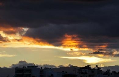 Όλη η μαγεία φανερώθηκε μέσα από τα...σύννεφα του ηρακλειώτικου ουρανού (pics)
