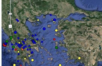 Μετά την Κεφαλοννιά, σεισμός 3,7 Ρίχτερ στη Χίο