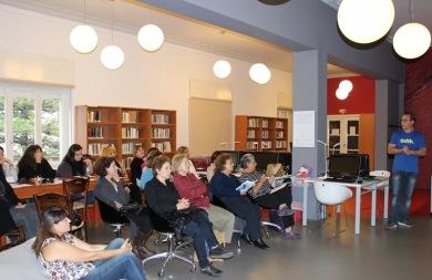 «Διαμόρφωση και διακόσμηση εσωτερικών χώρων»: Σεμινάριο στη Δημοτική Βιβλιοθήκη Χανίων