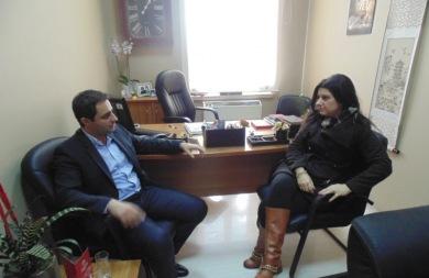 Ενημερωτική συνάντηση Μανασάκη - Σενετάκη για τον ενεργειακό σχεδιασμό της Κρήτης