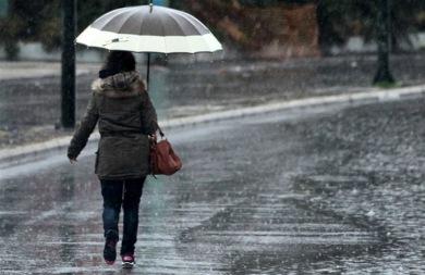 Συννεφιά και βροχή -κατά τόπους- στην Κρήτη