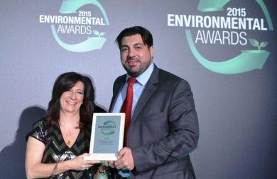 Περιβαλλοντικό βραβείο και αναγνώριση για τον Οργανισμό Λιμένος Ηρακλείου