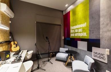 Μάθετε τα μυστικά του Music Studio και της μουσικής τεχνολογίας