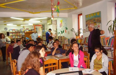 Χριστουγεννιάτικες εκδηλώσεις για παιδιά στις Παιδικές-Εφηβικές Βιβλιοθήκες του Δήμου Χανίων
