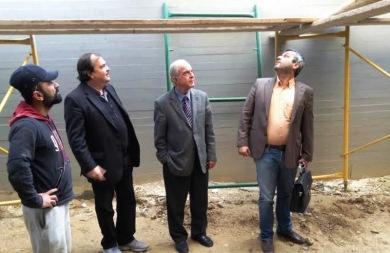 Επίσκεψη του δημάρχου Ηρακλείου στην καθαριότητα και σε έργα