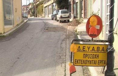 Σε κακή κατάσταση ο δρόμος των Βουκολιών μετά... από τα έργα - Κινδυνεύουν οι οδηγοί! (vid)