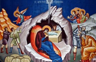 Χριστουγεννιάτικη εκδήλωση στο Ηράκλειο, στον Άγιο Μηνά